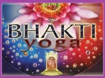 Bhakti Yoga Poster colorful