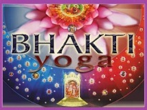 Bhakti Yoga Poster colorful